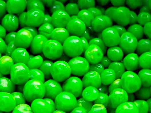Peas-Best High Fiber Foods