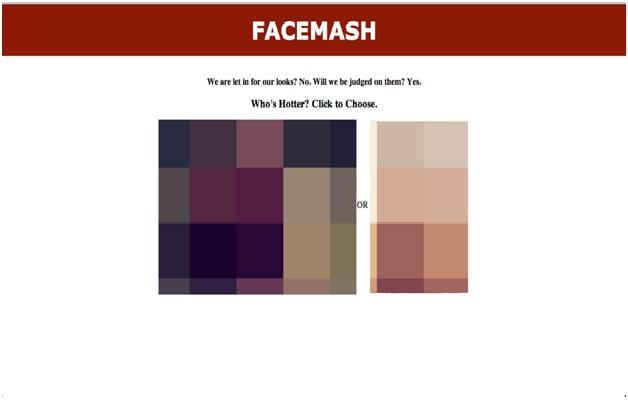 Developed Facemash in College-Unknown Mark Zuckerberg Facts