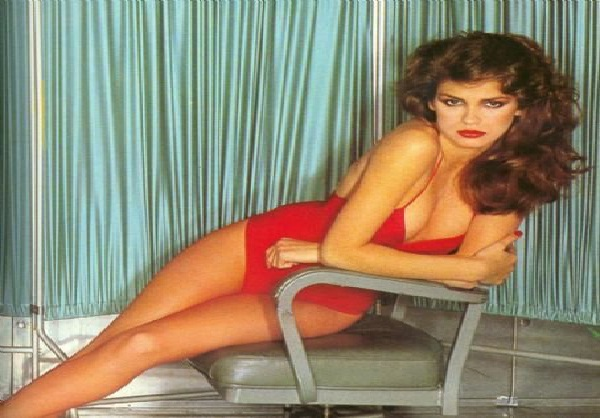 Gia Carangi - Top Model-Celebrities Who Died Of AIDS