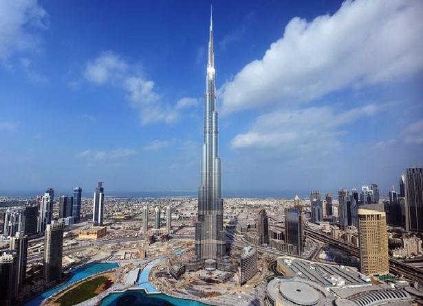 Burj Khalifa-Tallest Buildings In The World
