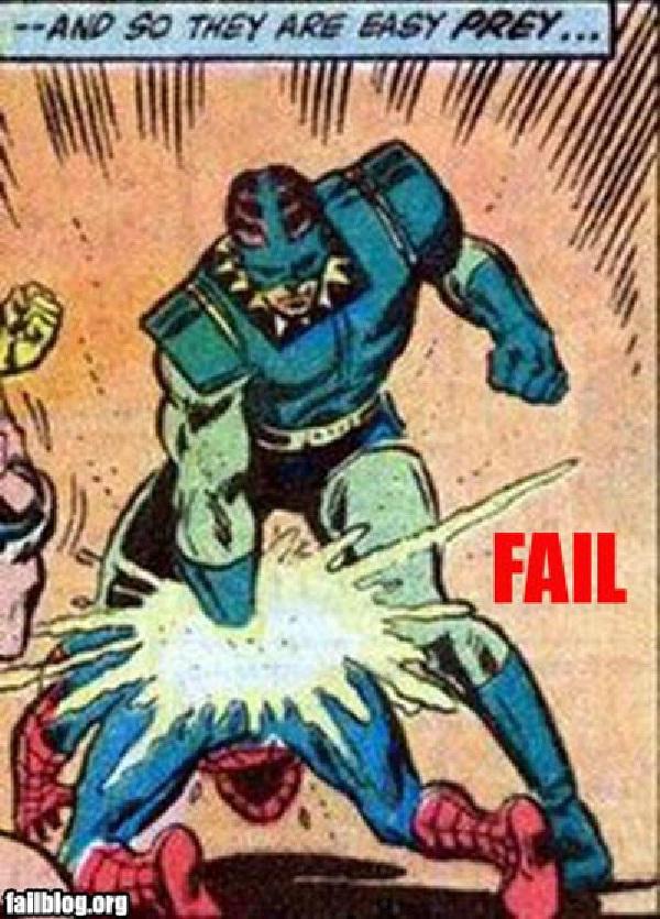 Looks painful-Greatest Cartoon Fails Ever