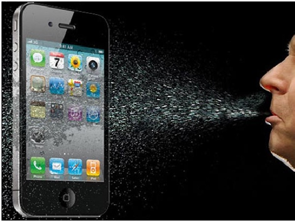 Germs-Bad Effects Of Using Mobile Phones
