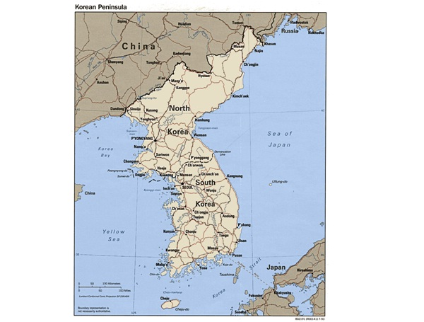 North Korea-Countries Without McDonald's