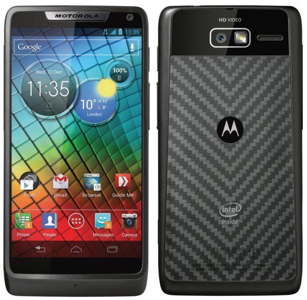 Motorola Razr I-Best Smartphones To Buy 2013