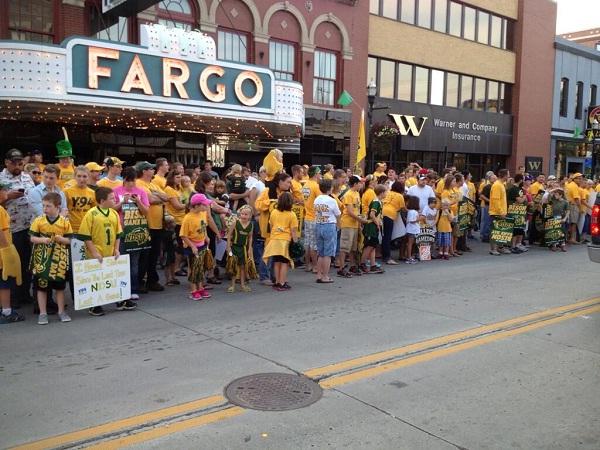 Fargo, ND-Americas Most Drunken Cities