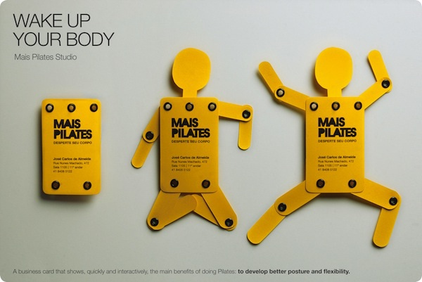 Tell It, Like it Is-Most Creative Business Cards