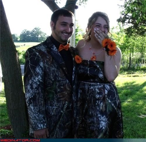 Why that dress?-Things You Think About At A Wedding
