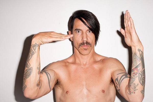 Anthony Kiedis-Famous Celebs Who Went To Rehabilitation