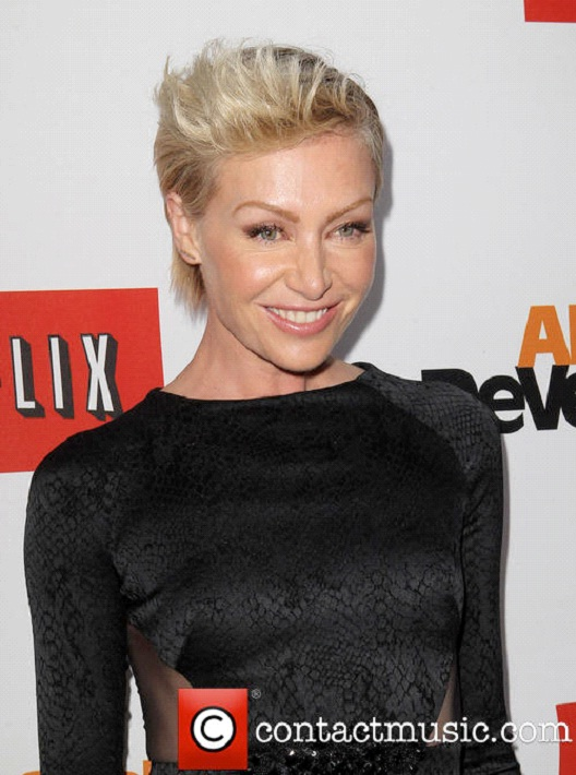Portia De Rossi-Hottest Celebrities Who Are Lesbians
