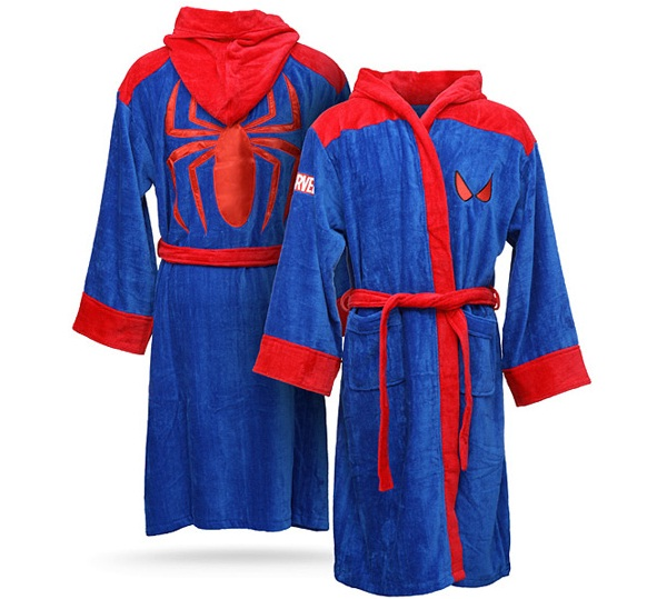 Spiderman-Amazing Geeky Robes