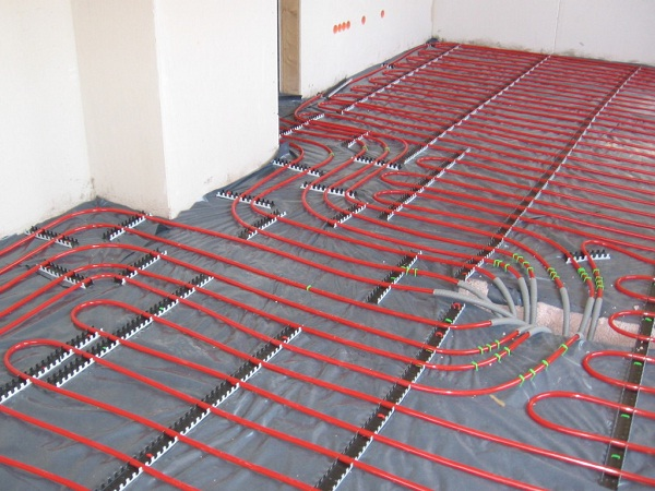 Underfloor heating-Best Tips To Make Your Home Eco Friendly