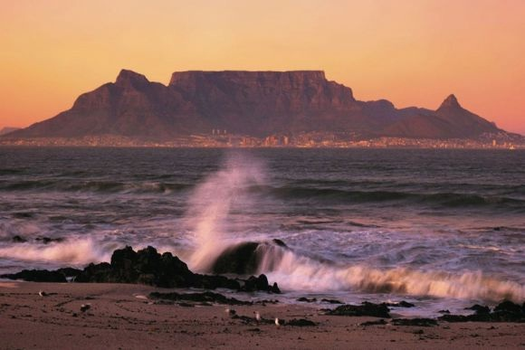 Table Mountain is very old-Cool Unknown Facts About South Africa