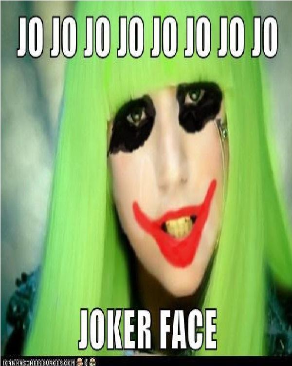 Joker face-Best Joker Memes