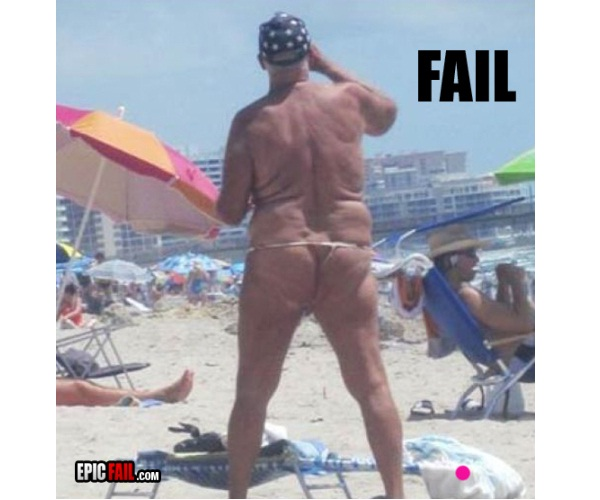 It's A Case of No VPLS-12 Funniest Thong Fails Ever