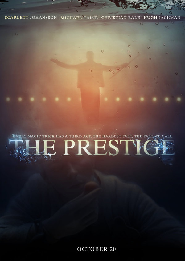 The Prestige-Best Movies About Magic/magicians