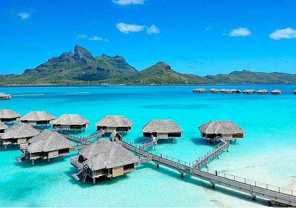 Bora Bora - French Polynesia-Most Romantic Places In The World