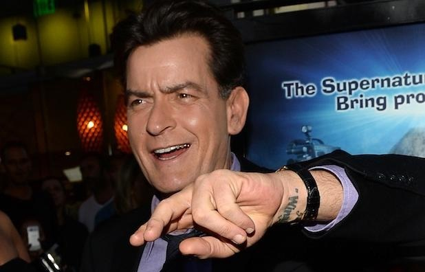 Charlie Sheen-Famous People Who Were Fired For Saying Offensive Things