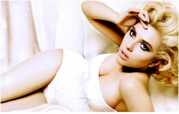 Scarlett Johansson-12 Most Beautiful Jewish Women In Hollywood