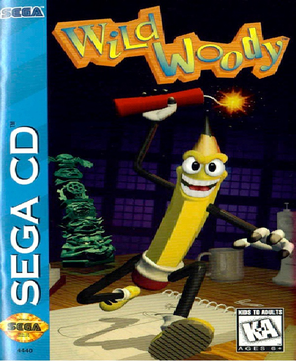 Wild Woody-Worst Video Game Names Ever
