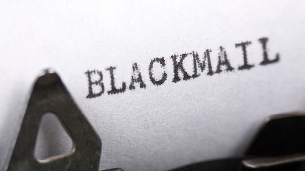 Blackmail-Where British Phrases Came From