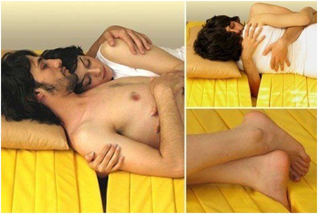 The Love Mattress-36 Strangest Gadgets That You Can Buy