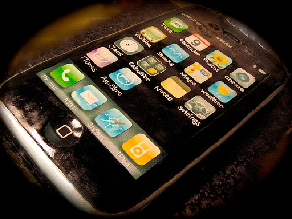 iPhone-Most Geeky Cakes