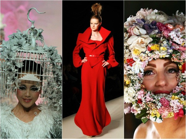 Poor Polly-Craziest Catwalk Shows