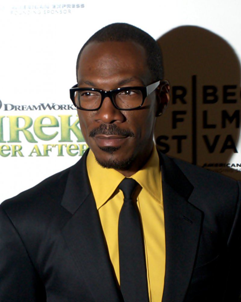 Eddie Murphy-12 Celebrities That Were Caught With Hookers