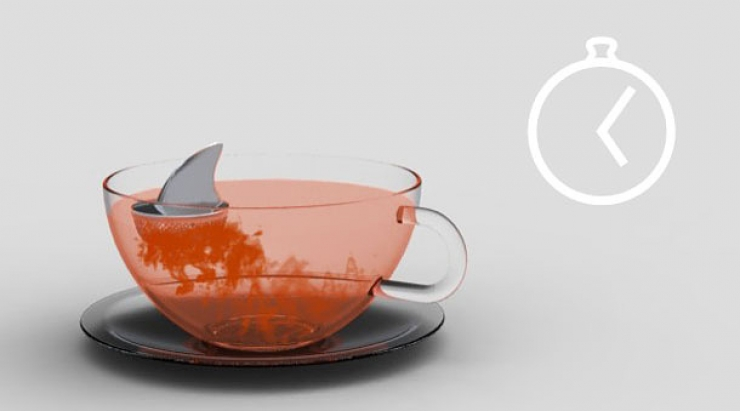 Where's the Shark?-15 Tea Infusers Those Are Amazingly Adorable