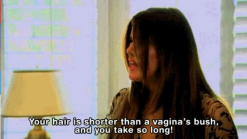 When Khloe Dissed at Mom's Short Hair-15 Times Khloe Kardashian Perfectly Shut Down Her Family