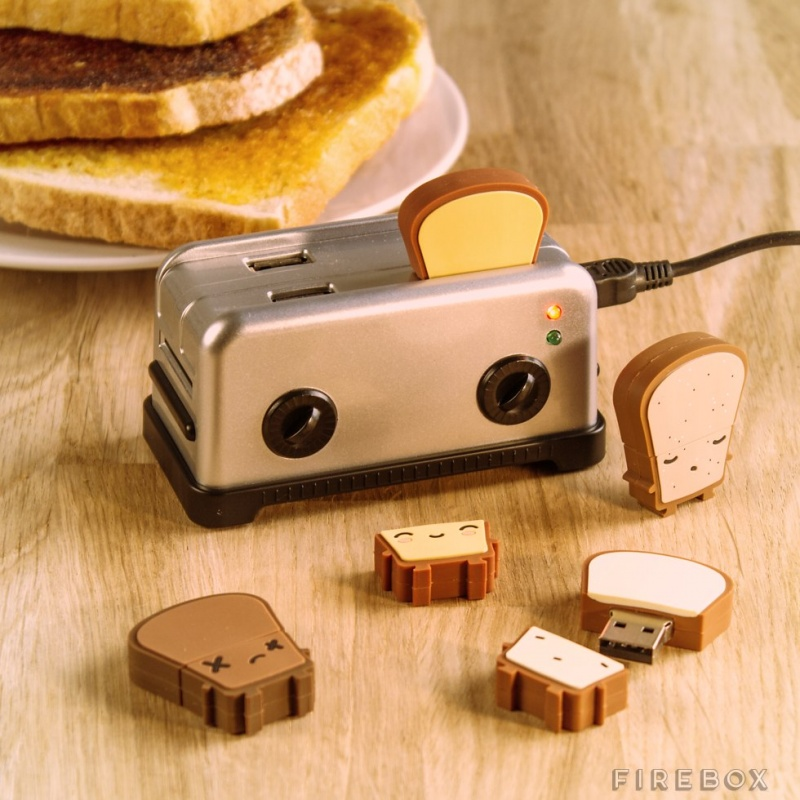 Store Your Files in a �Butter� Way!-15 Cute Desk Accessories For Your Office