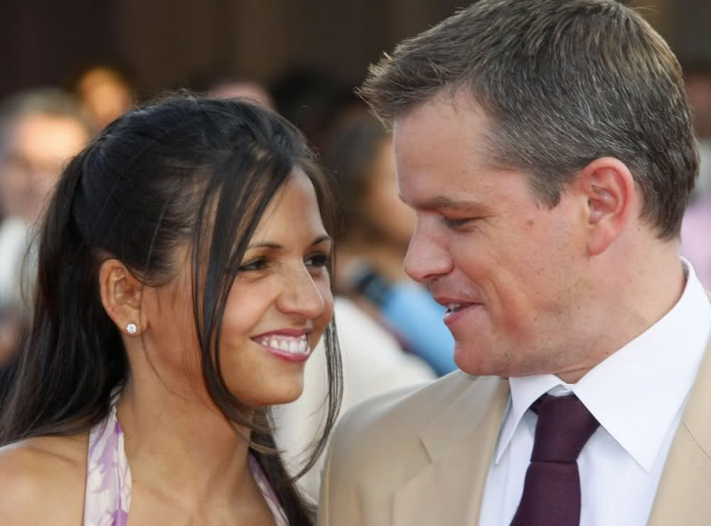 Matt And Luciana-12 Celebrities Who Married Normal People