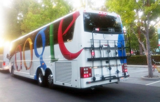 Free Ride to and from Work -15 Amazing Google Employee Perks