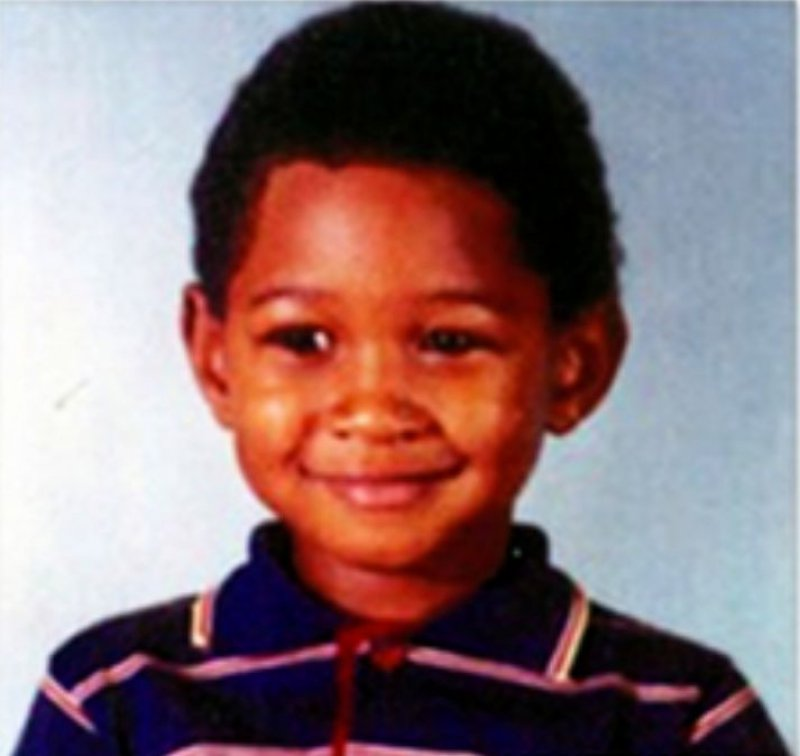 Usher Raymond-15 Cutest Childhood Photos Of Famous Celebrities