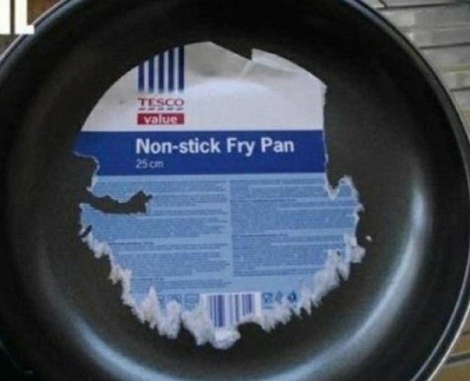 Not Just this Pan, But Your Entire Life is a Lie-15 Disturbing Images You Never Want To See