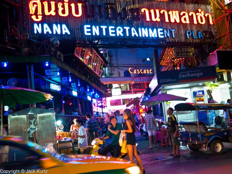 Nana Entertainment Plaza, Bangkok, Thailand -15 Most Bizarre Brothels Around The World