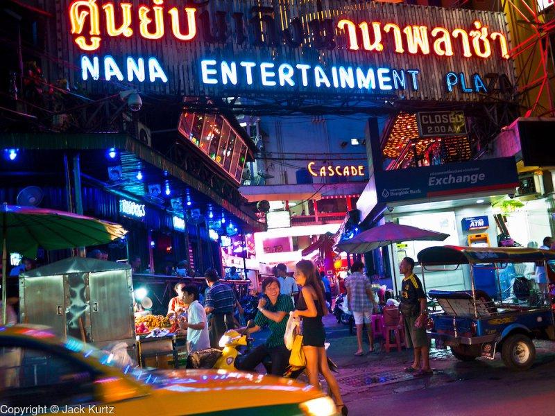 Nana Entertainment Plaza, Bangkok, Thailand -15 Most Bizarre Brothels Around The World