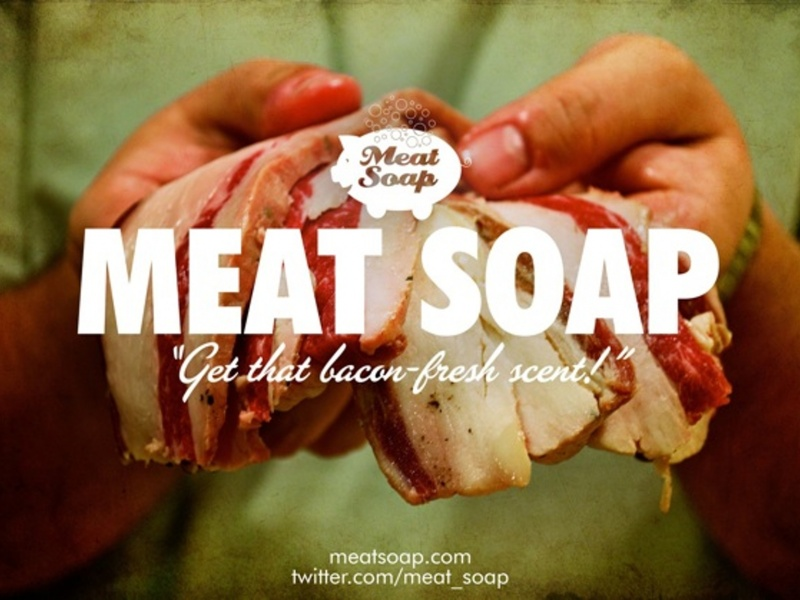 Meat Soap For Meat Lovers-7 Bizarre Kickstarter Campaigns You Could Fund