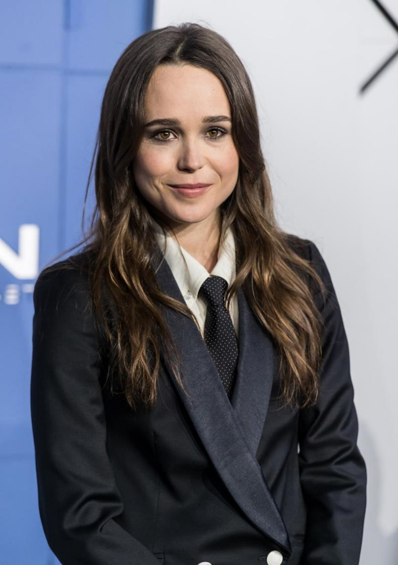 Ellen Page-12 Celebrities You Probably Don't Know Are Vegans