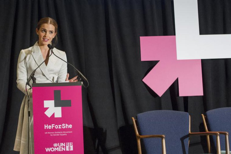 She is a U.N. Global Ambassador for Women-15 Reasons Why Emma Watson Is The Perfect Beauty With Brain Girl