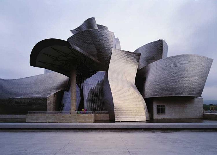 Guggenheim Museum, Bilbao-World's Craziest Buildings