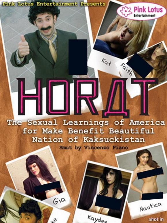 Horat-24 Funniest Porn Movie Parody Titles