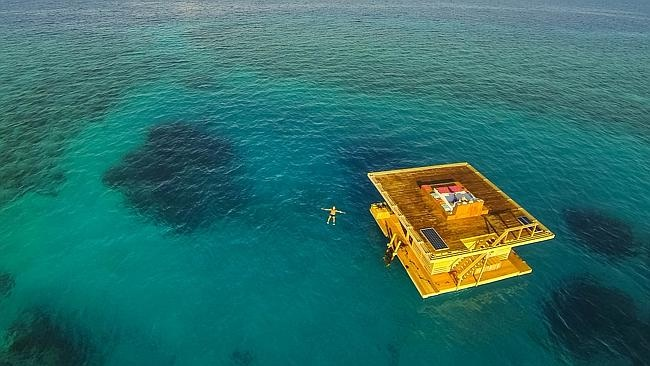 The Manta Resort, Zanzibar-Most Amazing Hotels Around The World