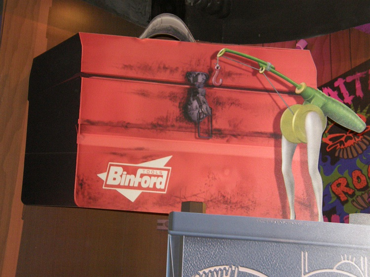 """Binford-Little Known Things About """"Toy Story"""" Trilogy"""