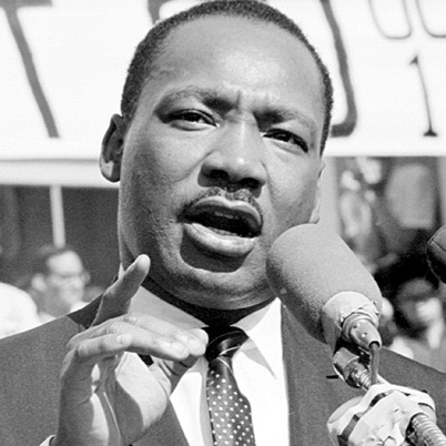 Martin Luther King-Mind Blowing Facts About Celebrities