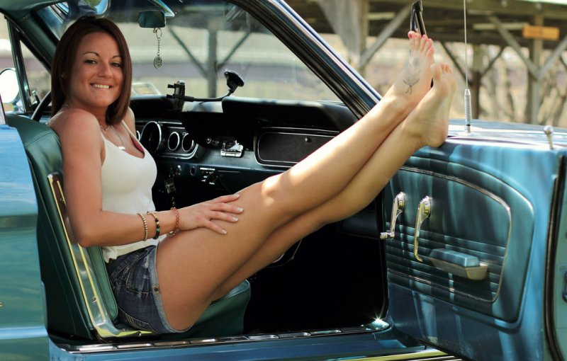 Yet Another Gorgeous Girl In Shorts-15 Images Of Hot Girls In Shorts