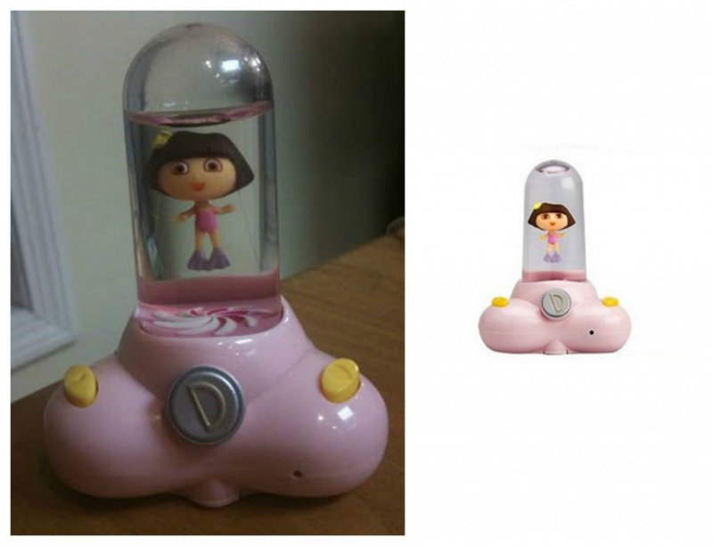 Dora The Explorer Aquapet-15 Children Toys That Are Inappropriate On So Many Different Levels