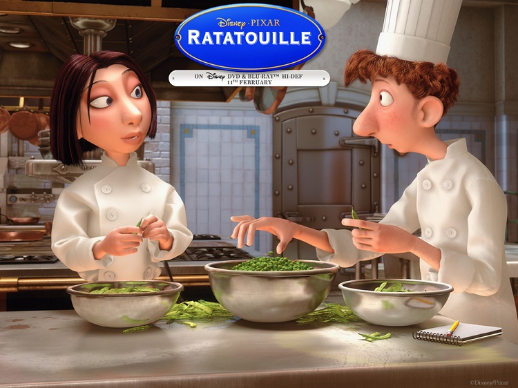 Ratatouille-Mind Blowing Facts About Pixar That You Probably Didn't Know