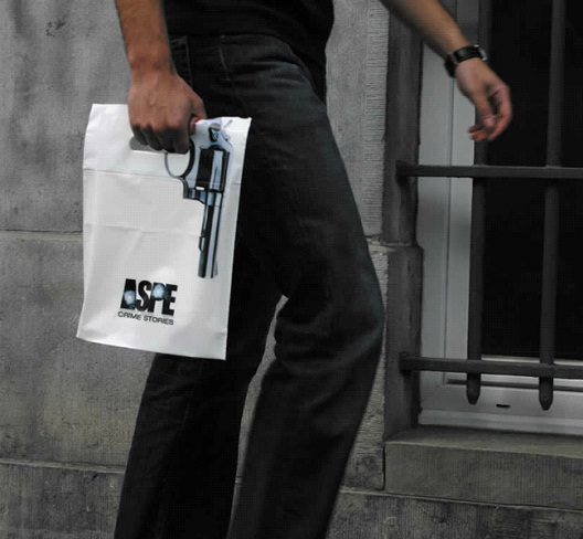 ASPE Crime Stores-24 Most Creative Bag Ads