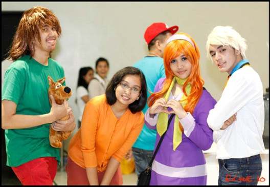 The Gang's All Here-24 Best Scooby Doo Cosplays Ever